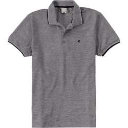 Camisa Polo Slim Piquê Malwee Cinza - GG found on Bargain Bro India from Malwee Malhas for $39.16