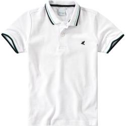 Camisa Polo Tradicional Sustentável Menino Malwee Kids Branco - 10 found on Bargain Bro India from Malwee Malhas for $24.46