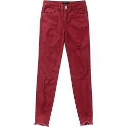 Calça Jeans Skinny Com Elastano Malwee Bordo - 42 found on Bargain Bro India from Malwee Malhas for $63.66