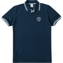 Camisa Polo Em Piquê Malwee Teen Azul Escuro - 10 found on Bargain Bro India from Malwee Malhas for $39.16