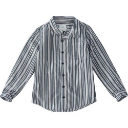 Camisa Em Tricoline Malwee Kids Cinza Escuro - 1 found on Bargain Bro India from Malwee Malhas for $24.46