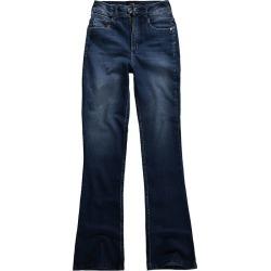 Calça Jeans Flare Cintura Alta Malwee Azul Escuro - 34 found on Bargain Bro India from Malwee Malhas for $39.16