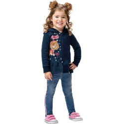 Jaqueta Patrulha Canina® Malwee Kids Azul Escuro - 2 found on Bargain Bro India from Malwee Malhas for $48.96