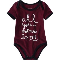 Body All You Need Infantil Malwee Vermelho - G found on Bargain Bro Philippines from Malwee Malhas for $17.60