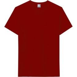 Camiseta Tradicional Vermelha Malwee Vermelho - GG found on Bargain Bro Philippines from Malwee Malhas for $17.60