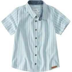 Camisa Em Tricoline Malwee Kids Verde Água - 4 found on Bargain Bro India from Malwee Malhas for $24.46