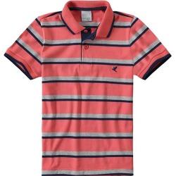 Camisa Polo Tradicional Sustentável Menino Malwee Kids Salmão - 3 found on Bargain Bro India from Malwee Malhas for $19.56