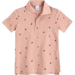 Camisa Polo Slim Pais & Filhos Malwee Kids Rosa Claro - 16 found on Bargain Bro India from Malwee Malhas for $34.26