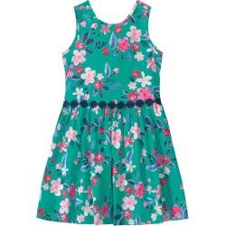 Vestido Evasê Com Renda Menina Malwee Kids Verde Escuro - 6 found on Bargain Bro India from Malwee Malhas for $24.46