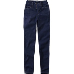 Calça Jeans Super Skinny Cintura Alta Malwee Azul Escuro - 34 found on Bargain Bro Philippines from Malwee Malhas for $47.00