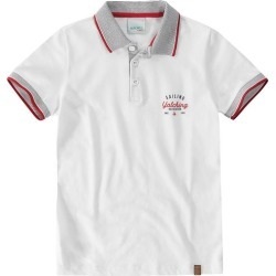 Camisa Polo Sailing Malwee Kids Branco - 1 found on Bargain Bro India from Malwee Malhas for $24.46