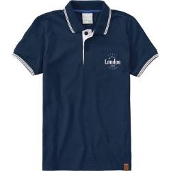 Camisa Polo London Malwee Kids Azul - 10 found on Bargain Bro India from Malwee Malhas for $24.46