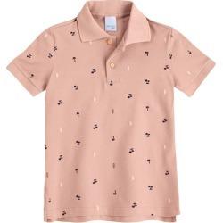 Camisa Polo Slim Pais & Filhos Malwee Kids Rosa Claro - 10 found on Bargain Bro India from Malwee Malhas for $34.26