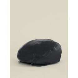 Men's Driving Leather Cap