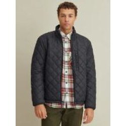 Quilted Sherpa Lined Jacket