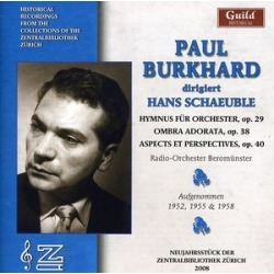 Paul Burkhard Sings Hans Schaeuble found on Bargain Bro India from Deep Discount for $9.63