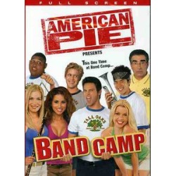 American Pie-Band Camp