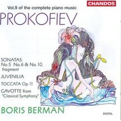 Piano Sonatas 5, 6 & 10