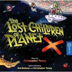 Lost Children Of Planet X (Original Soundtrack) (IMPORT)