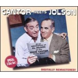 Cantor Meets Jolson found on Bargain Bro from Deep Discount for USD $23.13