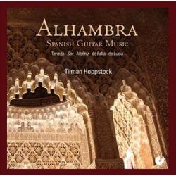 Alhambra-Spanish Guitar Music
