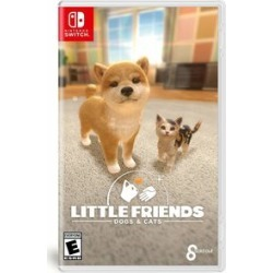 Little Friends: Dogs & Cats for Nintendo Switch