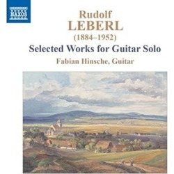 Selected Works for Guitar Solo