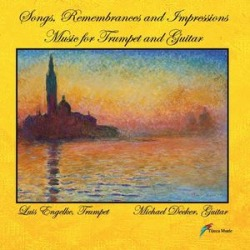 Songs Remembrances & Impressions-Music for Trumpet