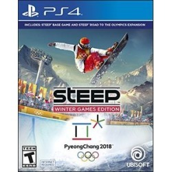Steep: Winter Games for PlayStation 4
