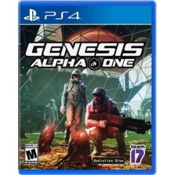 Genesis Alpha One for PlayStation 4 found on GamingScroll.com from Deep Discount for $26.80