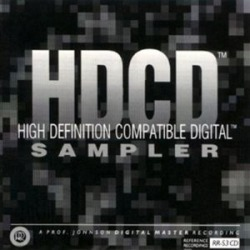 Reference HDCD Sampler / Various found on Bargain Bro India from Deep Discount for $9.20