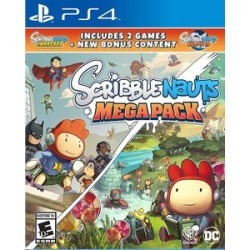 Scribblenauts Mega Pack for PlayStation 4