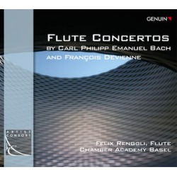 Flute Concertos found on Bargain Bro India from Deep Discount for $17.35