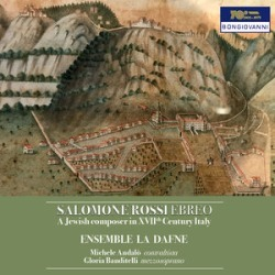 Jewish Composer in 16th Century Italy