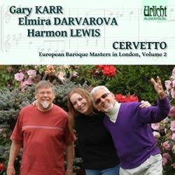 European Baroque Masters in London 2: Cervetto