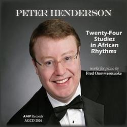 Twenty-Four Studies in African Rhythms