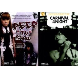 """Carnival in the Night / Peep """"TV"""" Show"""