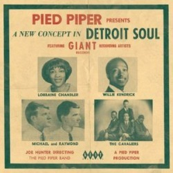 Pied Piper Presents a New Concept in Detroit Sound (IMPORT)