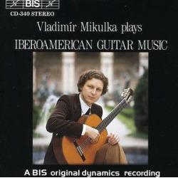 Iberioamerican Guitar Music