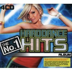 No 1 Harddance Hits Album / Various (IMPORT)