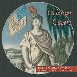 Colonial Capers: Odes Anthems Jigs & Reels found on Bargain Bro India from Deep Discount for $23.69