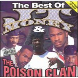 Best Of J.T. Money & Poison Clan found on Bargain Bro India from Deep Discount for $16.35