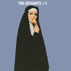 "Deviants #3 (limited Black & White ""nun's Habitat)"