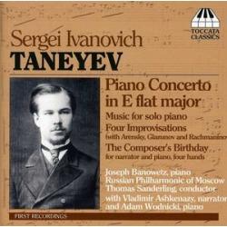 Piano Concerto & Solo Piano Music
