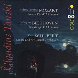 Piano Sonata in C minor Op. 111 / Piano Sonata in
