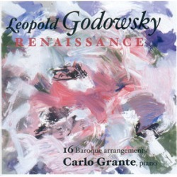 Leopold Godowsky Renaissance found on Bargain Bro Philippines from Deep Discount for $15.81