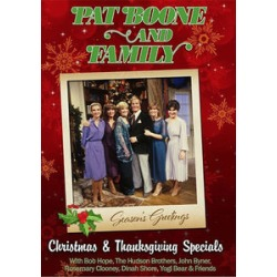Pat Boone and Family: Christmas & Thanksgiving Specials found on Bargain Bro India from Deep Discount for $15.93