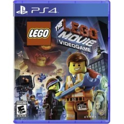 LEGO Movie Video Game for PlayStation 4