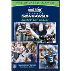 NFL Greatest Games Set: Seattle Seahawks Best of 2012 found on GamingScroll.com from Deep Discount for $22.68