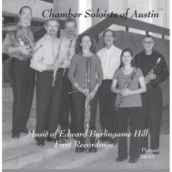 Music of Edward Burlingame Hill
